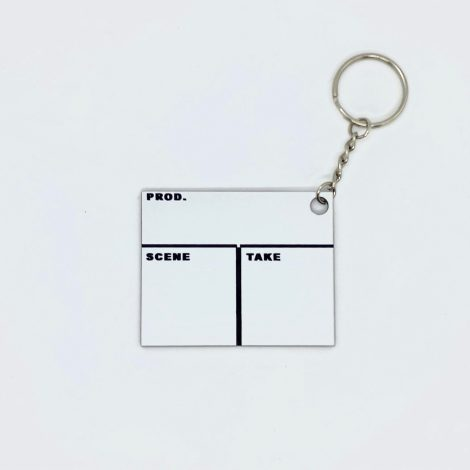 Mini Insert Slate Key Chain
