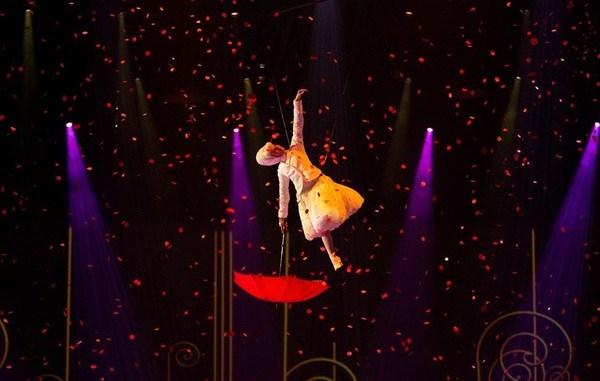 cirque du soleil mondi lontani 3D