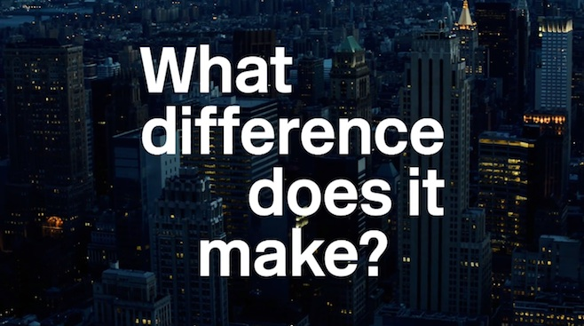 what difference