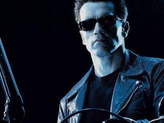 terminator-Arnold Schwarzenegger