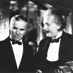 Chaplin e Einstein