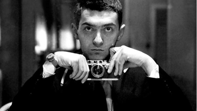 Autoritratto Kubrick