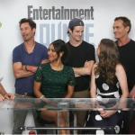Il cast di The Flash.
