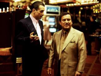 CASINO, Robert De Niro, Joe Pesci, 1995, in the casino