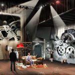 Chaplin's World studio