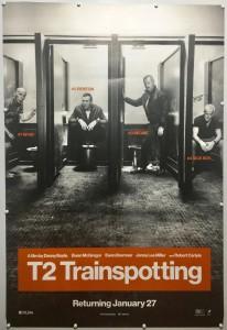 Trainspotting 2 poster