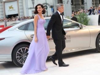 George e Amal a Venezia