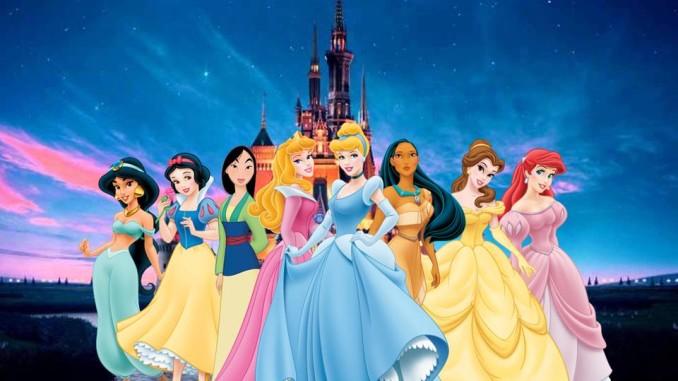 80 anni di principesse Disney