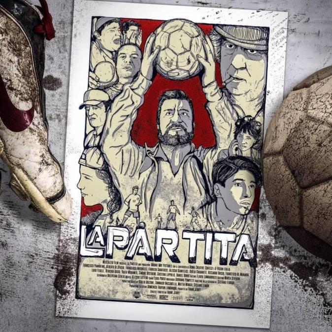 """La Partita (Francesco """"Frank Jerky"""" Carnesecchi)"""