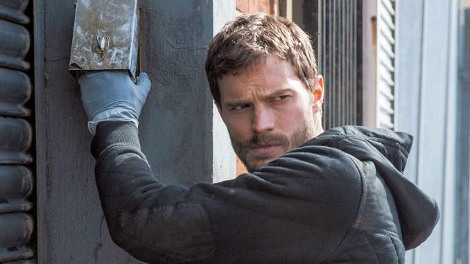 """Jamie Dornan in """"The Fall"""" season 2.  Photo courtesy of Netflix"""
