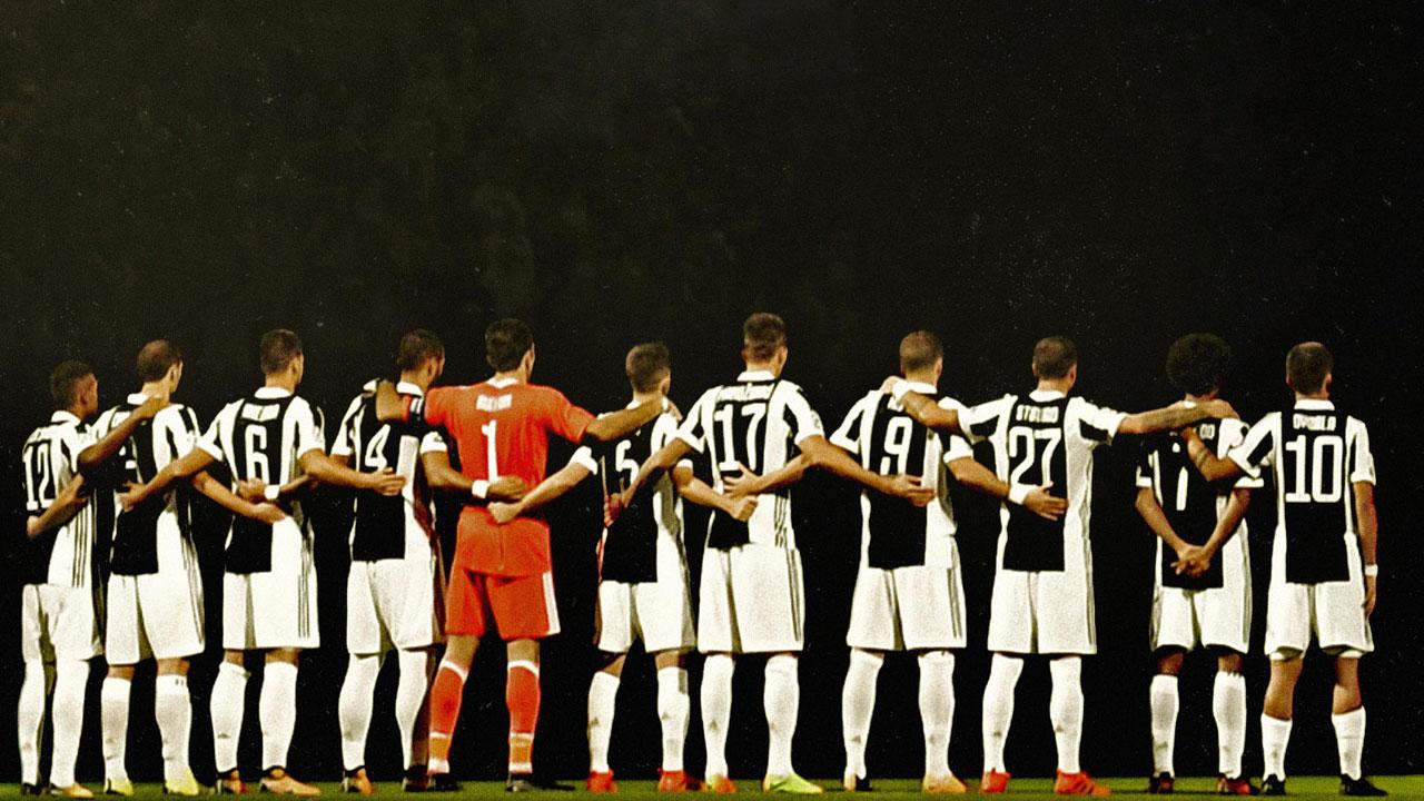 First Team la Juventus approda su Netflix