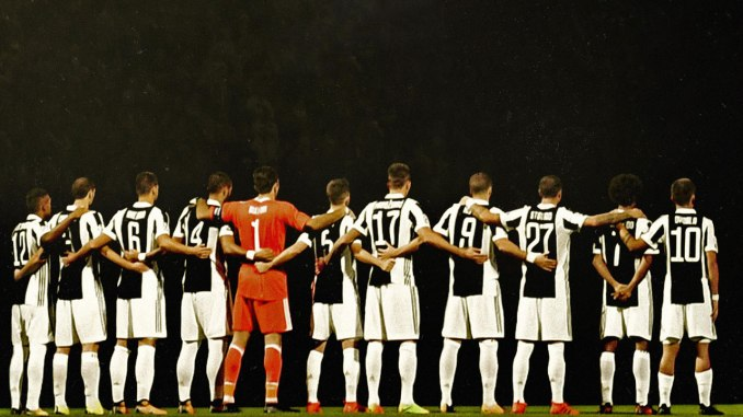 first team juventus