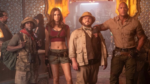 Jumanji The Next Level (2019) Filmbild 1