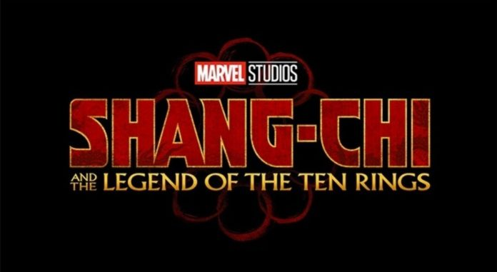 Shang Chi and the Legend of the Ten Rings Drehende