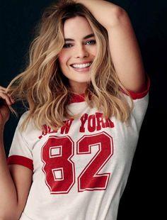 Margot Robbie New York