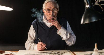 Sir Ken Adam, James Bond production designer, overleden