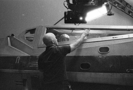 Twee nieuwe foto's Star Wars Episode VIII
