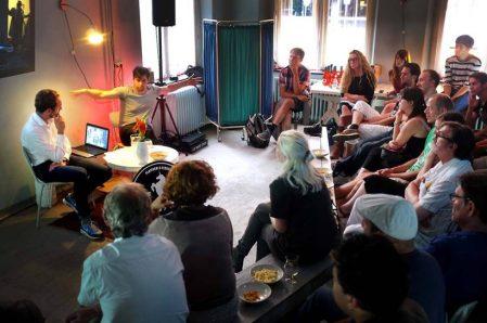 Nieuwe Filmers organiseert Filmcafé #2