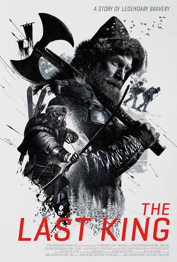 Actievolle trailer The Last King