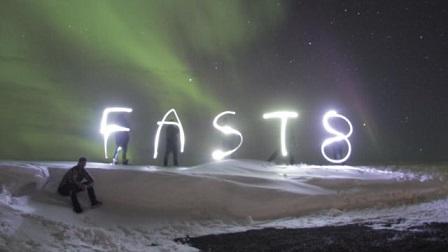 Nieuwe Fast 8 auto's vanaf IJsland set