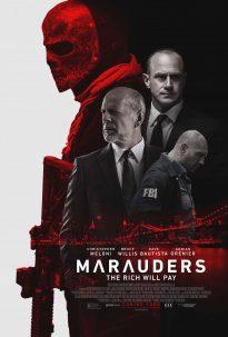 Trailer Marauders met Bruce Willis