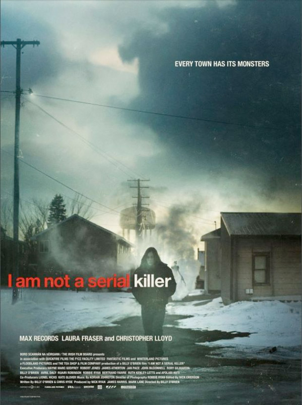 Trailer I Am Not A Serial Killer met Christopher Lloyd