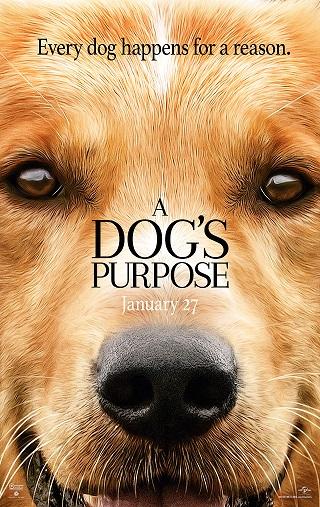 A Dog's Purpose trailer met Josh Gad