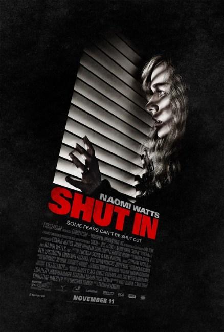 Nieuwe Shut In poster met Naomi Watts