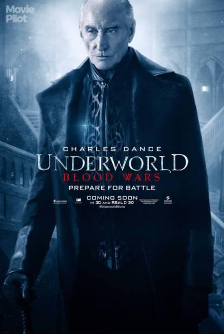 Personageposters Underworld: Blood Wars