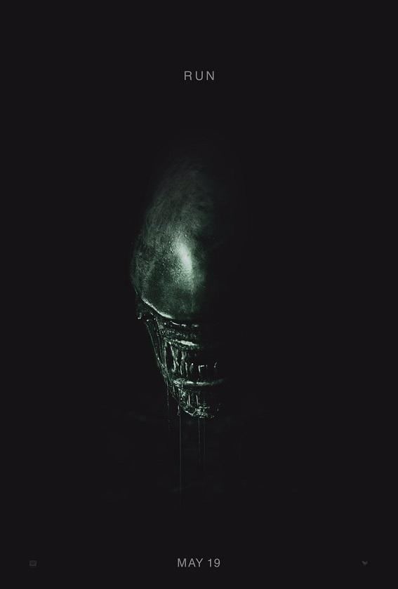 Nieuwe Alien: Covenant poster en releasedatum