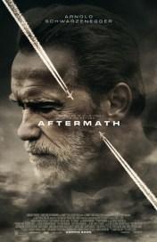 Arnold Schwarzenegger in trailer Aftermath