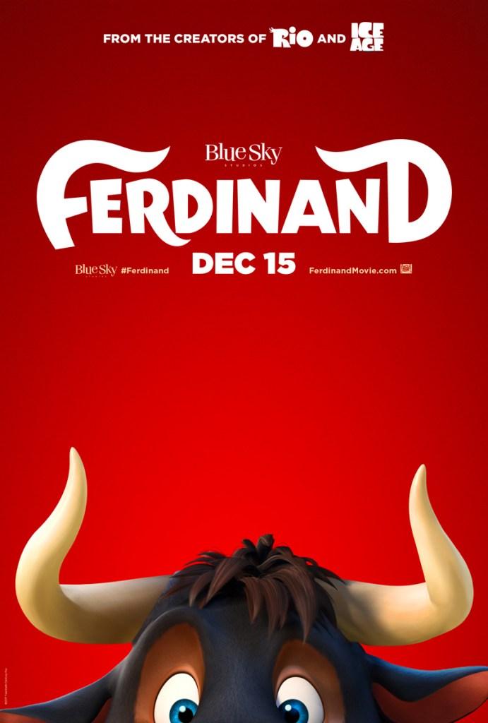 Eerste trailer animatiefilm Ferdinand online