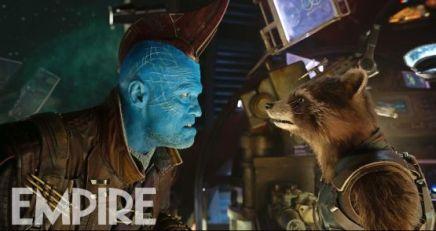 Marvel Studios heeft een nieuwe IMAX-poster vrijgegeven van Guardians of the Galaxy Vol. 2.