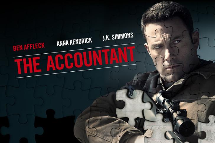 The Accountant met Ben Affleck krijgt sequel