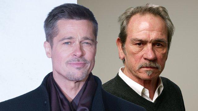 Tommy Lee Jones en Brad Pitt in scifi Ad Astra