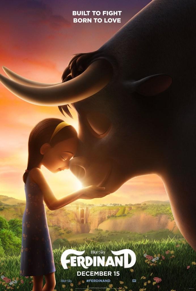 Nieuwe Ferdinand trailer en poster van Blue Sky Studios