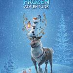 Nieuwe Olaf's Frozen Adventure poster