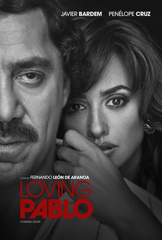 Nieuwe beelden Loving Pablo met Javier Bardem als Pablo Escobar
