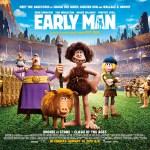 Nieuwe Early Man trailer en poster