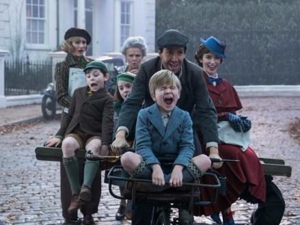 Disney onthult nieuwe foto Mary Poppins Returns