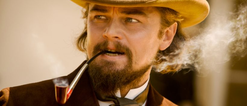 Leonardo DiCaprio in Quentin Tarantino