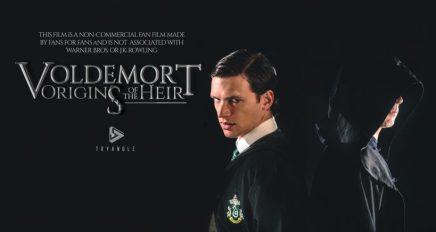Voldemort: Origins of the Heir