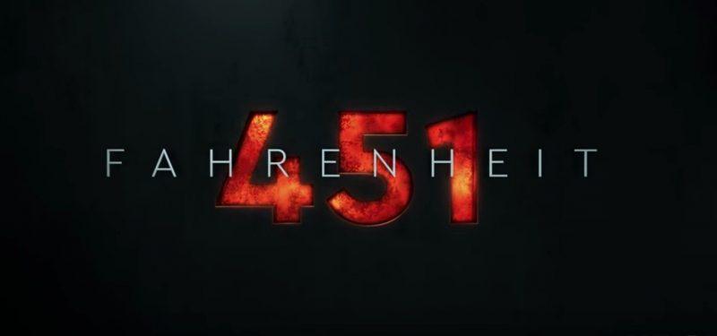 Trailer voor HBO's Fahrenheit 451 met Michael B. Jordan