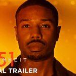 Nieuwe trailer HBO's Fahrenheit 451 met Michael B. Jordan
