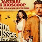 Amerikaanse Colton Hunt kijkt Ron Goossens, Low-Budget Stuntman trailer