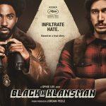 Nieuwe poster Spike Lee's BlacKkKlansman
