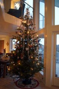 Årets juletre 2013