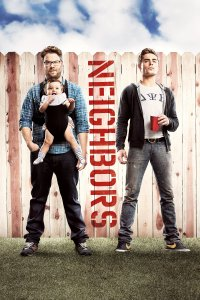 """Poster for the movie """"Neighbors"""""""