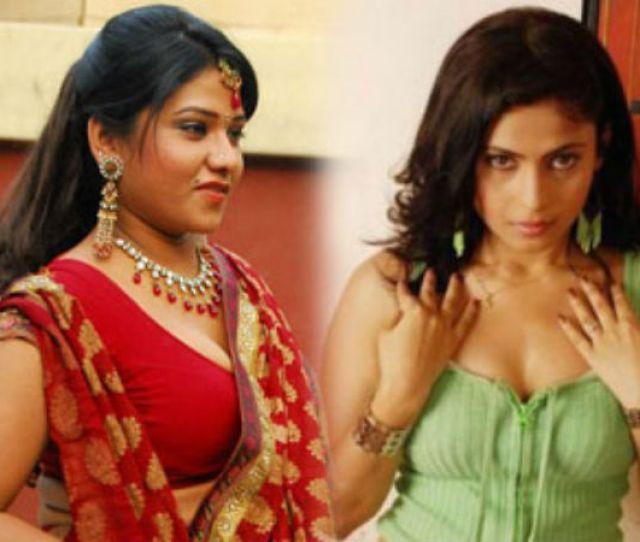 Saira Banu And Jyothi