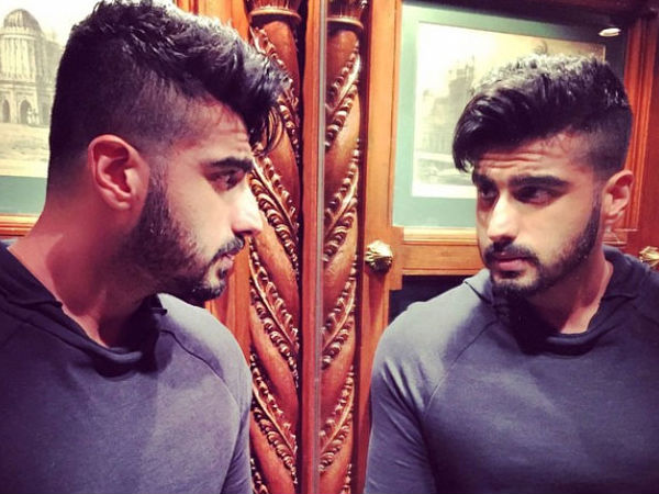 Arjuns New Haircut His Saviour From Summer Heat Filmibeat